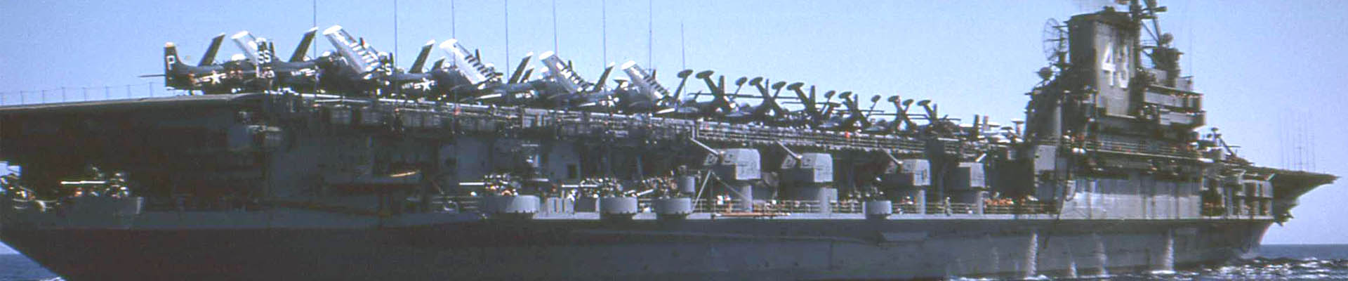 'USS Coral Sea Tribute Site' from the web at 'http://www.usscoralsea.net/banner3/b3_cva4319540000MED06GS.jpg'