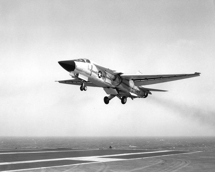 Jun 23, 1968 - USS Coral Sea F-111B Carrier Trials