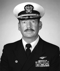 Captain Robert E. Tucker