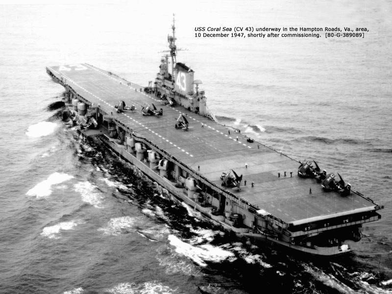 Uss Coral Sea Tribute Site Uss Coral Sea S