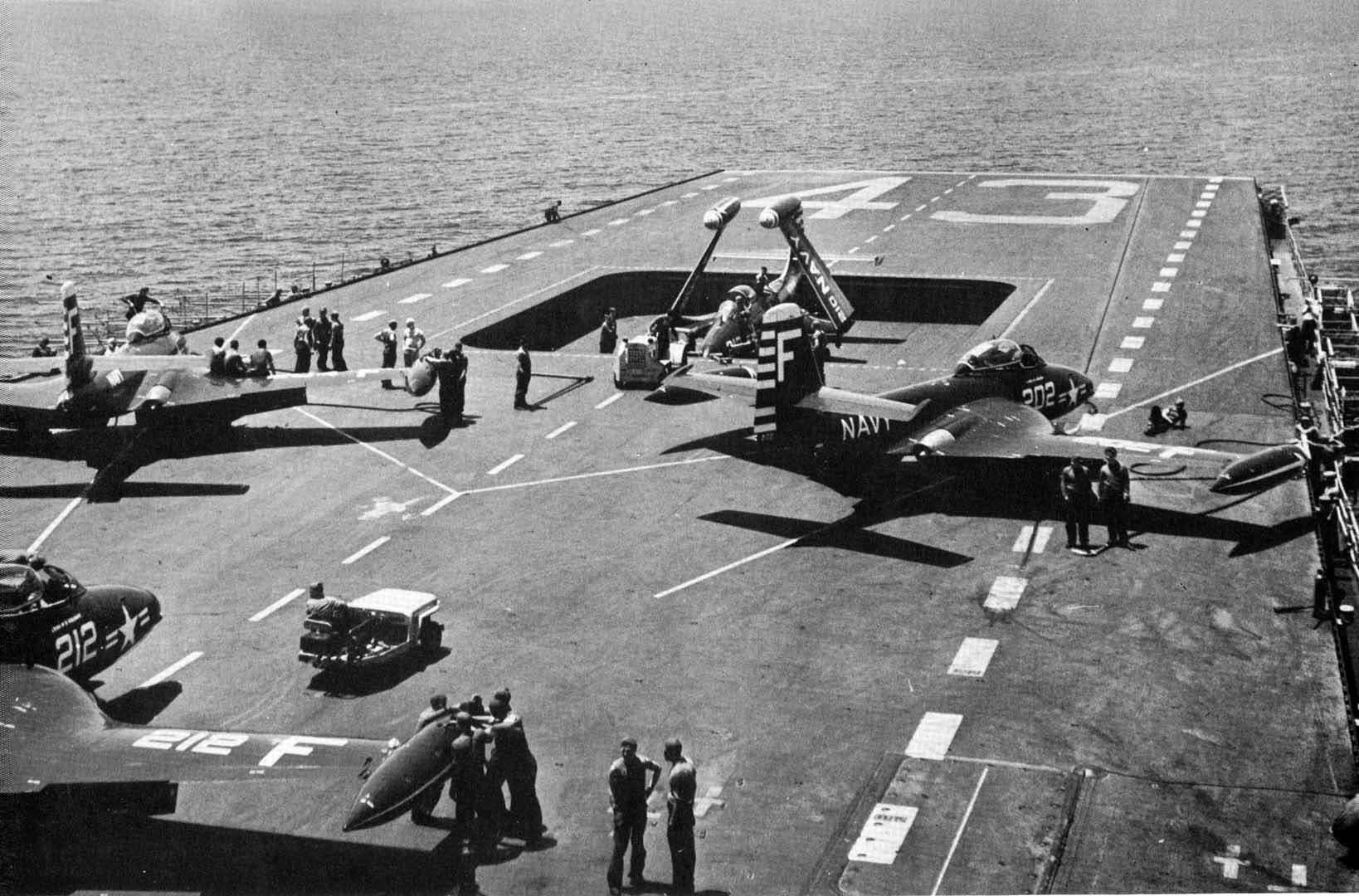 'Hi Resolution Photo Click Here' from the web at 'http://www.usscoralsea.net/images/cvb431952F2H-2VF-62USN.jpg'