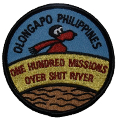 ' ' from the web at 'http://www.usscoralsea.net/images/olongapo100missionspatchsmall.jpg'
