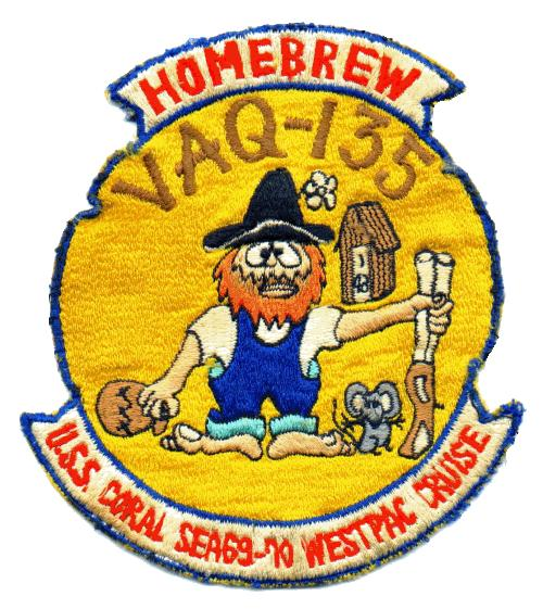 ' ' from the web at 'http://www.usscoralsea.net/images/patch6970hb.jpg'