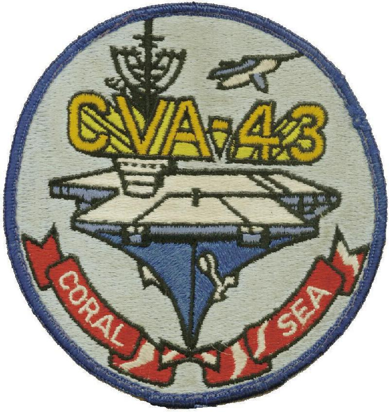 ' ' from the web at 'http://www.usscoralsea.net/images/patchcva.jpg'