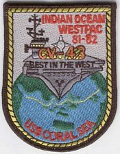 '[USS CORAL SEA TRIBUTE SITE]' from the web at 'http://www.usscoralsea.net/images/vtn_8182wppatch.jpg'