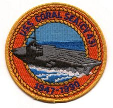 '[USS CORAL SEA TRIBUTE SITE]' from the web at 'http://www.usscoralsea.net/images/vtn_cv431947_90.jpg'