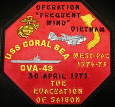 '[USS CORAL SEA TRIBUTE SITE]' from the web at 'http://www.usscoralsea.net/images/vtn_cva431975westpac2sd.jpg'