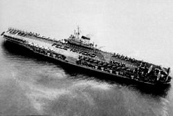 '[USS CORAL SEA TRIBUTE SITE]' from the web at 'http://www.usscoralsea.net/images/vtn_cvb431950sfnen3.jpg'