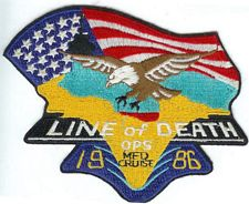 '[USS CORAL SEA TRIBUTE SITE]' from the web at 'http://www.usscoralsea.net/images/vtn_lineofdeathjr.jpg'