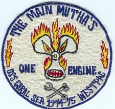 '[USS CORAL SEA TRIBUTE SITE]' from the web at 'http://www.usscoralsea.net/images/vtn_mainmuthasre.jpg'