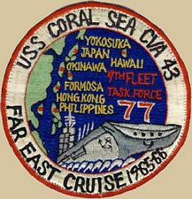'[USS CORAL SEA TRIBUTE SITE]' from the web at 'http://www.usscoralsea.net/images/vtn_patch196566vn.jpg'