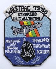 '[USS CORAL SEA TRIBUTE SITE]' from the web at 'http://www.usscoralsea.net/images/vtn_patch7980strokera7.jpg'