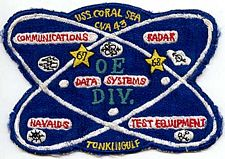 '[USS CORAL SEA TRIBUTE SITE]' from the web at 'http://www.usscoralsea.net/images/vtn_patchCoralTonkin.jpg'