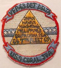 '[USS CORAL SEA TRIBUTE SITE]' from the web at 'http://www.usscoralsea.net/images/vtn_vfp63detdeltapatch.jpg'