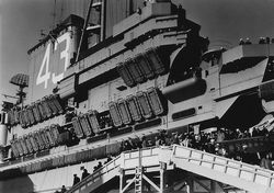 '[USS CORAL SEA TRIBUTE SITE]' from the web at 'http://www.usscoralsea.net/images/vtn_web_commFB194725.jpg'