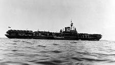'[USS CORAL SEA TRIBUTE SITE]' from the web at 'http://www.usscoralsea.net/images/vtn_web_cva4319480606HamptonRoads.jpg'