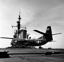 '[USS CORAL SEA TRIBUTE SITE]' from the web at 'http://www.usscoralsea.net/images/vtn_web_cva43AJ-1Savage1954takeoff.jpg'
