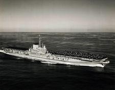 '[USS CORAL SEA TRIBUTE SITE]' from the web at 'http://www.usscoralsea.net/images/vtn_web_cvb43195012MED.jpg'