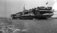 '[USS CORAL SEA TRIBUTE SITE]' from the web at 'http://www.usscoralsea.net/images/vtn_web_cvb431951JayHenning.jpg'