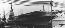 '[USS CORAL SEA TRIBUTE SITE]' from the web at 'http://www.usscoralsea.net/images/vtn_web_cvb43comm19470930.jpg'