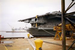 '[USS CORAL SEA TRIBUTE SITE]' from the web at 'http://www.usscoralsea.net/images/vtn_web_excv431991Philly1uk.jpg'