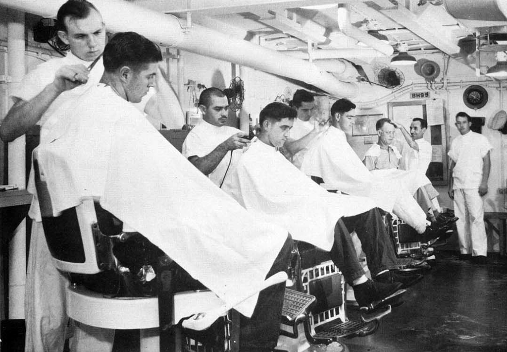 ' ' from the web at 'http://www.usscoralsea.net/images/web_cvb431952barbershop.jpg'