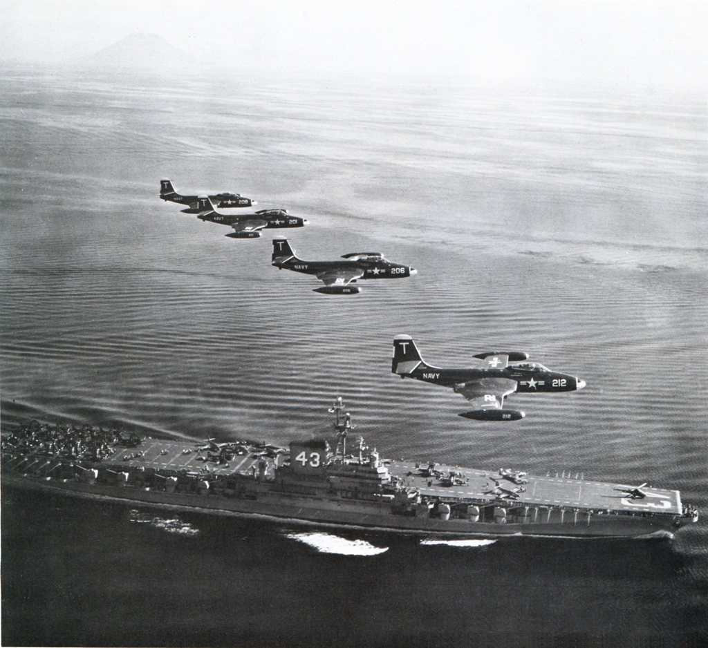 ' ' from the web at 'http://www.usscoralsea.net/images/web_cvb4321jun1951VF-12F2H-2.jpg'